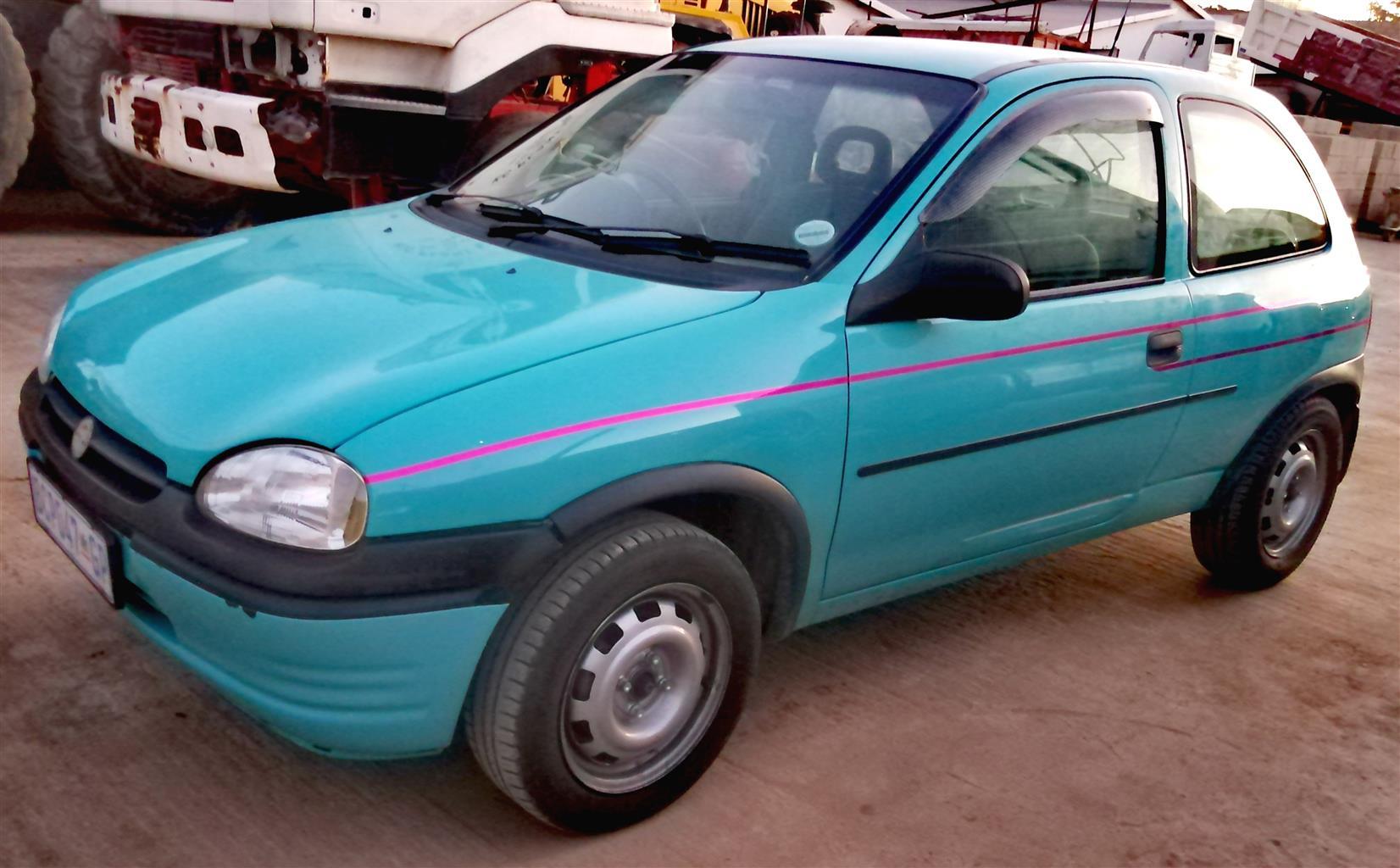 1997 Opel Corsa 1.3CDTi Enjoy
