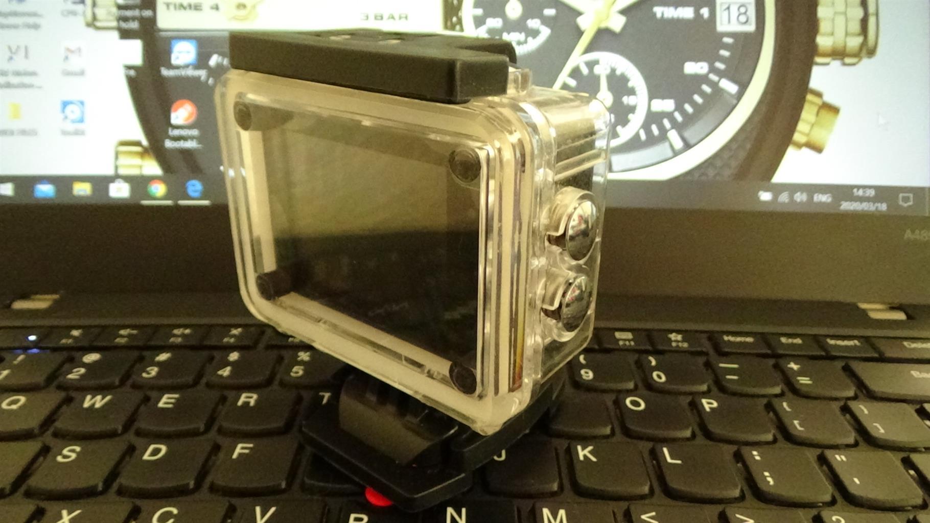 Volkano X Vision 4K Action Camera