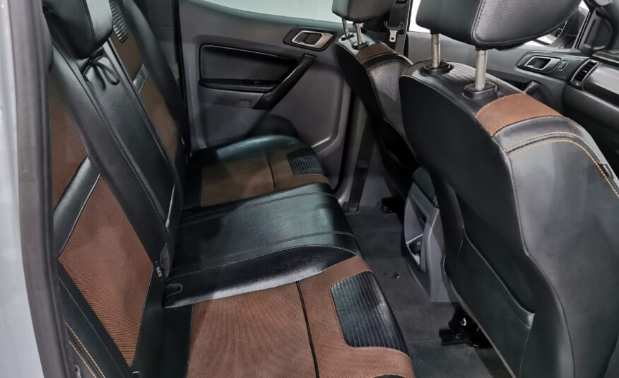 2017 Ford Ranger double cab RANGER 3.2TDCi WILDTRAK A/T P/U D/C