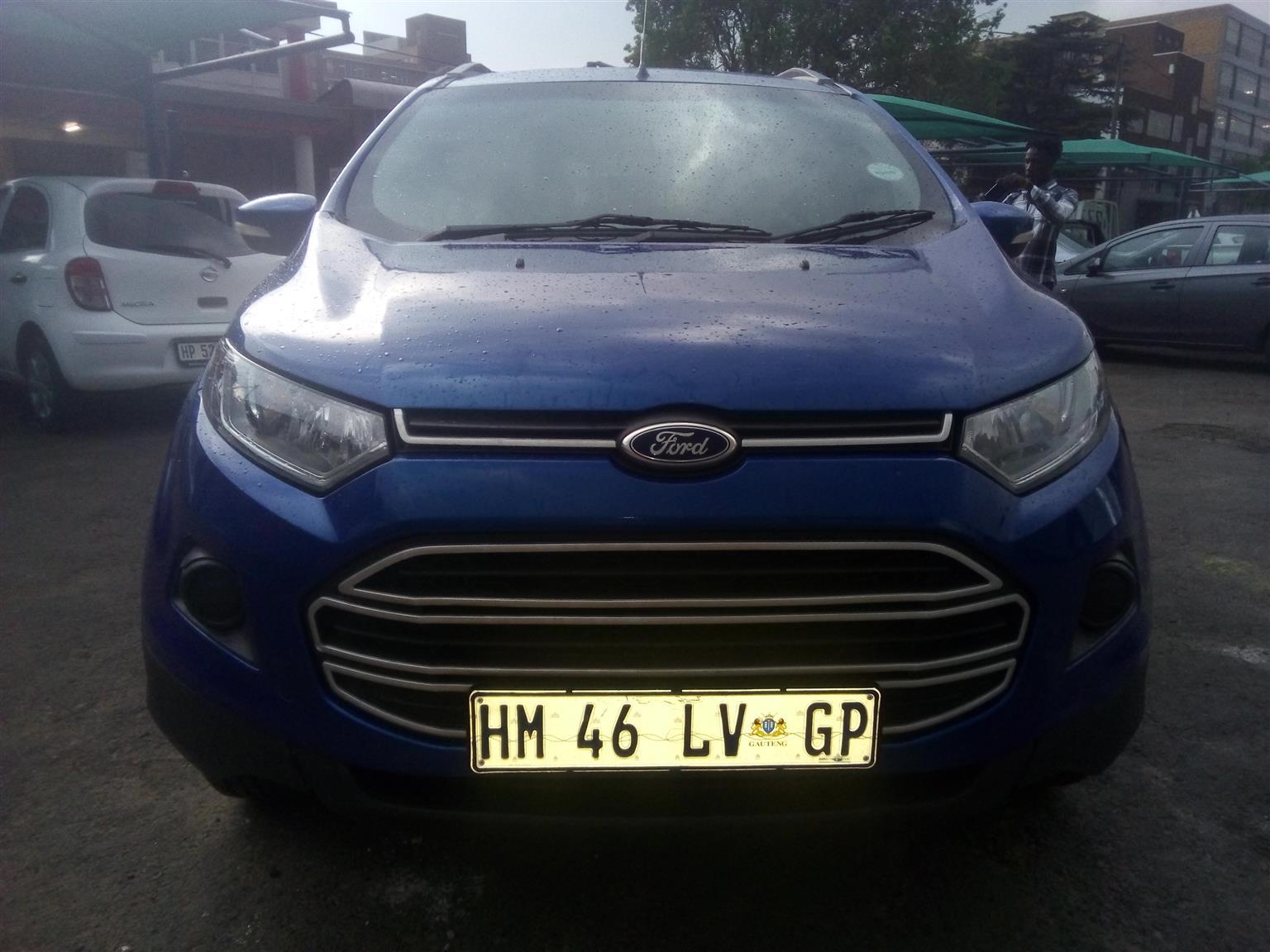 2014 Ford EcoSport ECOSPORT 1.5TDCi AMBIENTE