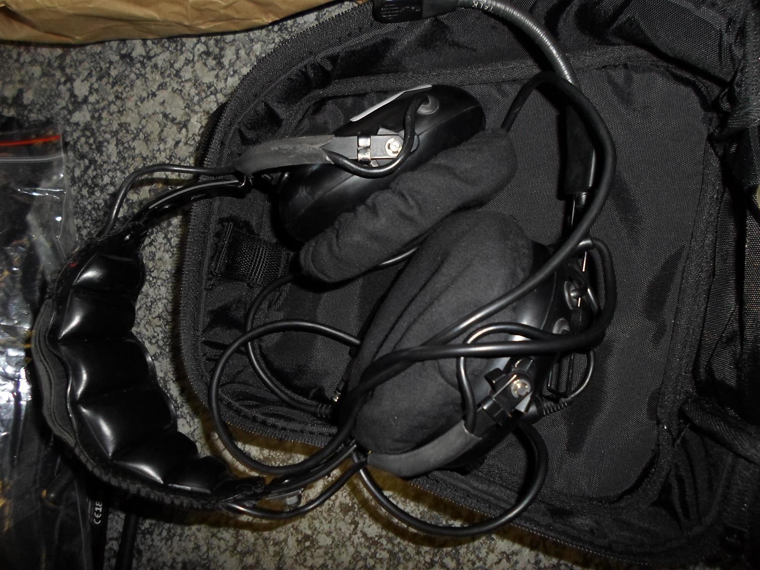 Flightcom Classic 40LX Headset