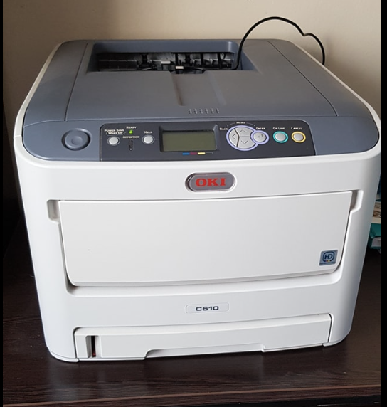 OKI C610 PRINTER DRIVER FOR WINDOWS DOWNLOAD