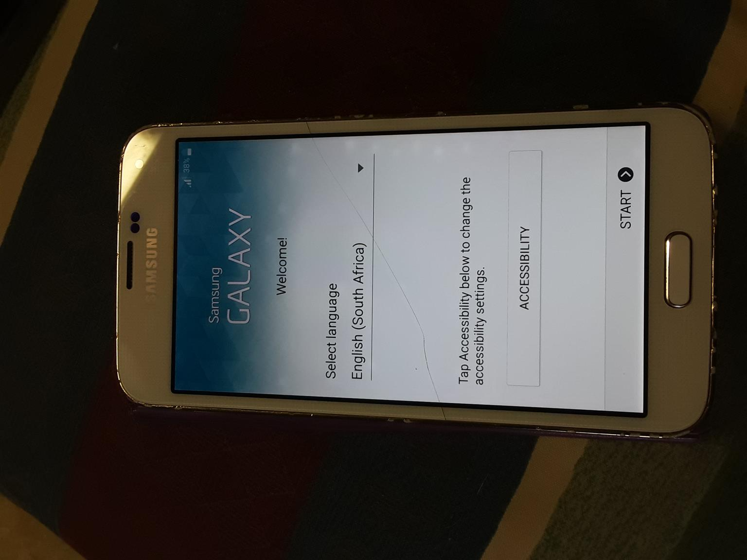 Samsung S5 for sale