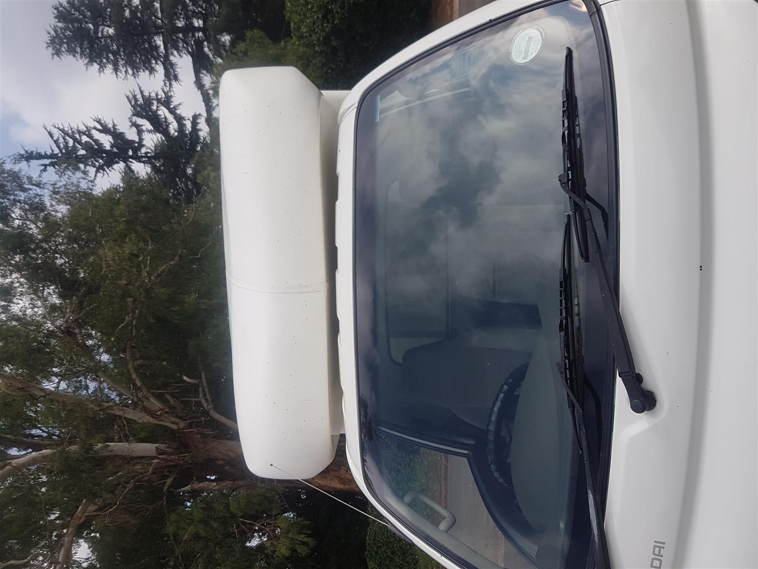 Hyundai H100 High Rise Canopy