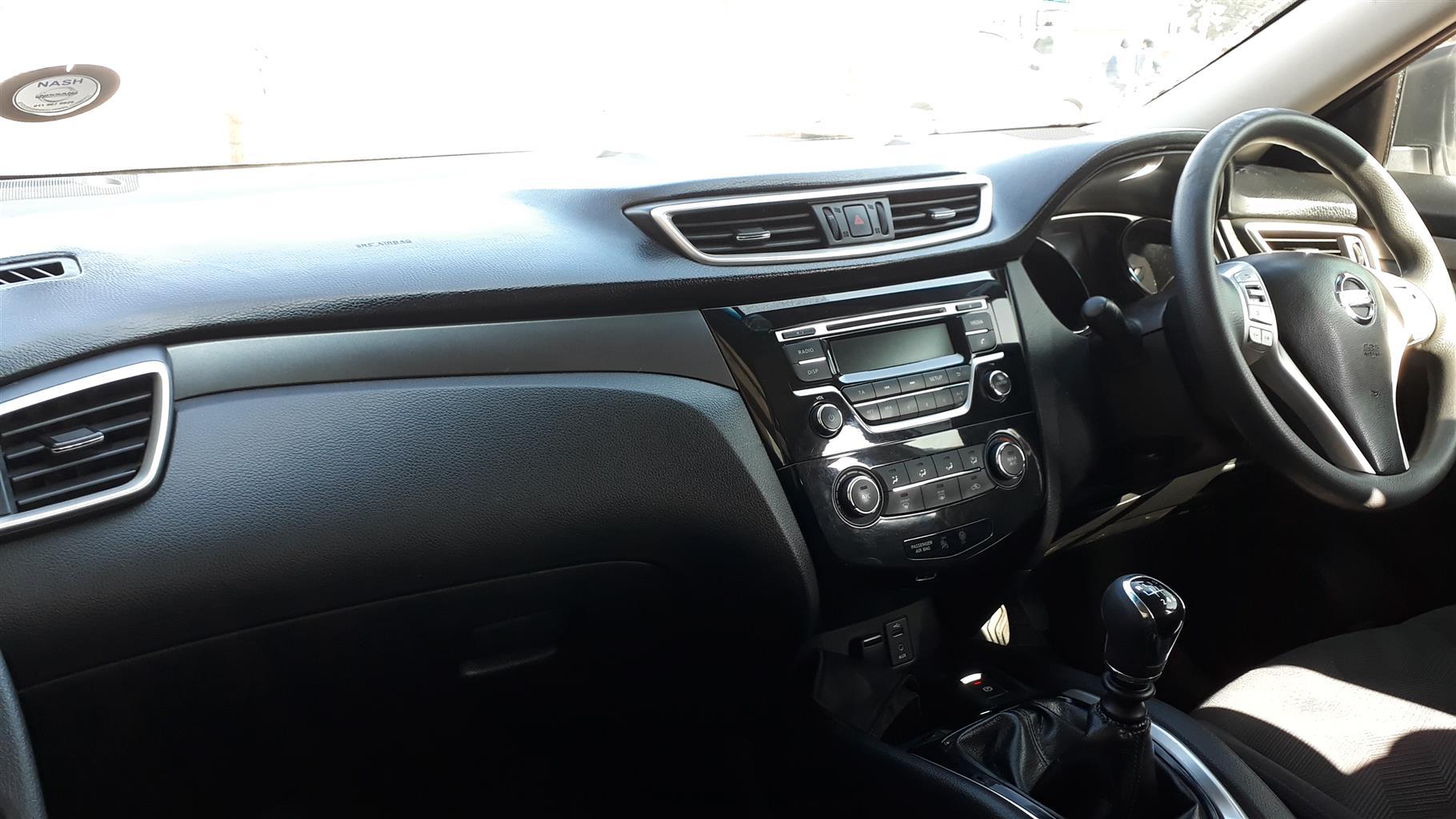 2015 Nissan X-Trail 2.0 XE