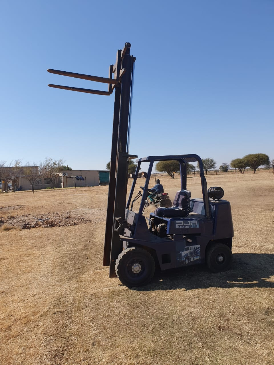 2.5Ton Hyster Forklift