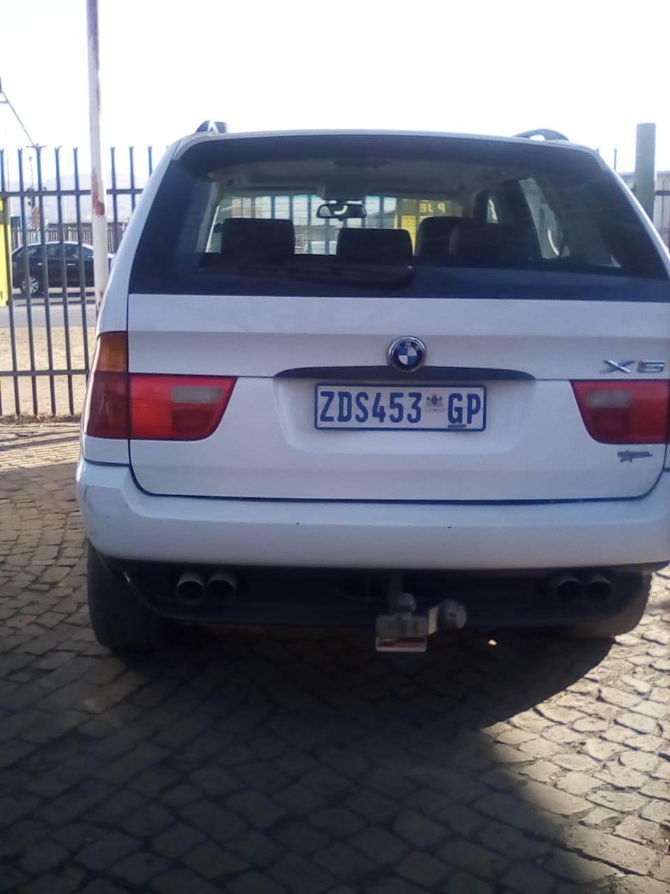 2002 BMW X5 xDrive50i Exterior Design Pure Excellence