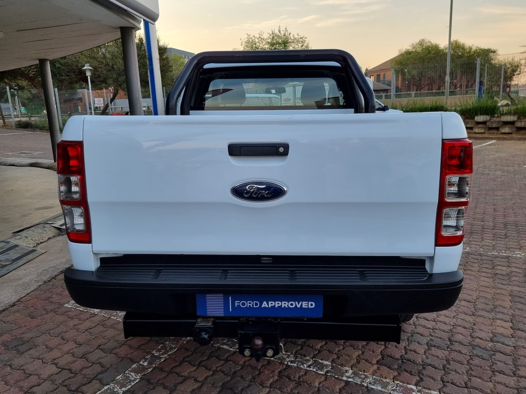 2017 Ford Ranger 2.2 TDCi XL Supercab Auto