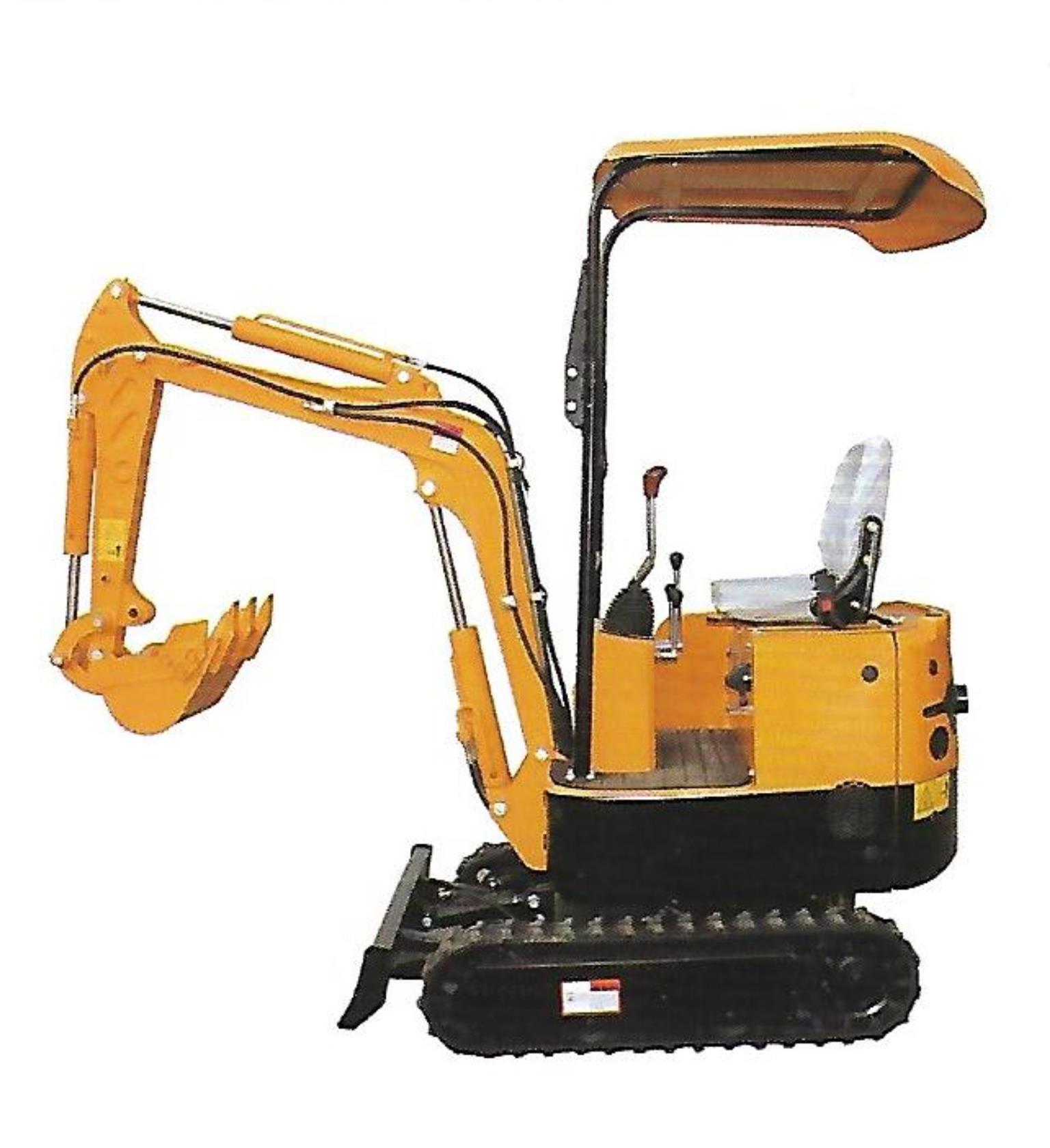 Minni Excavator