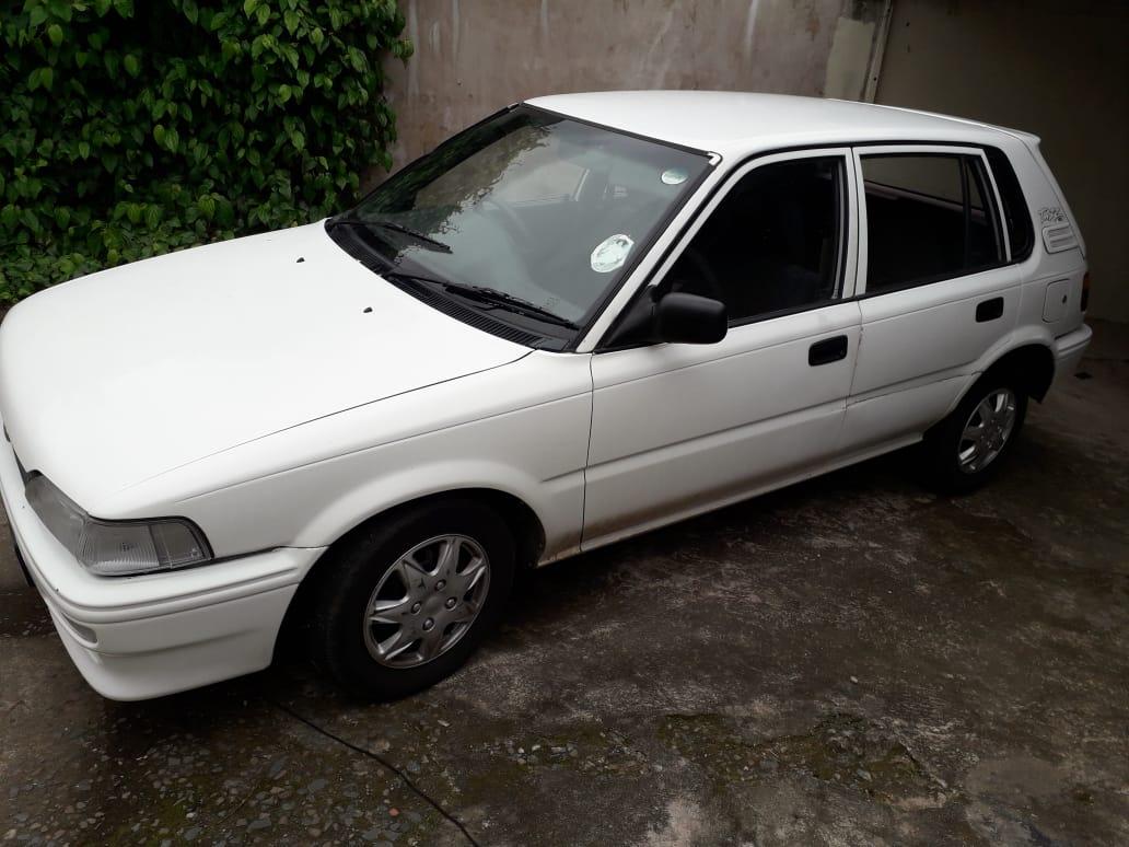 1997 Toyota Tazz 130