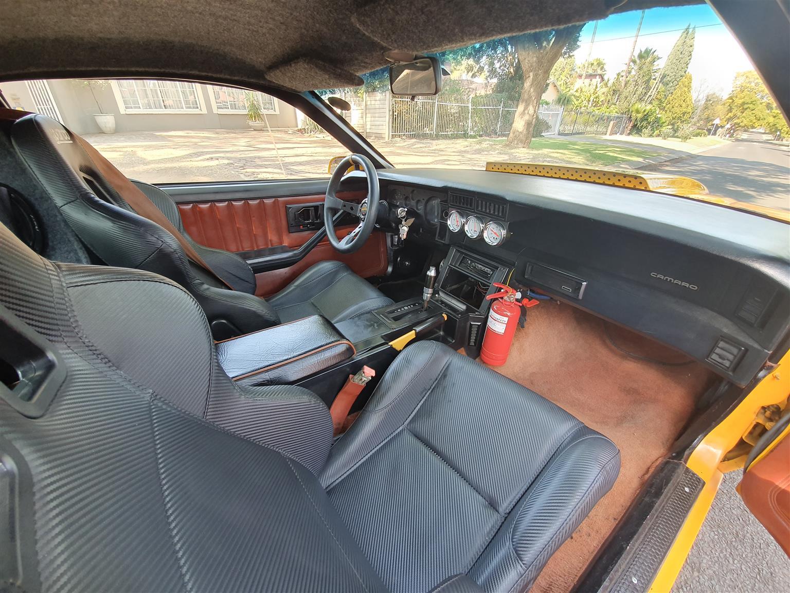 1985 Camaro 350v8
