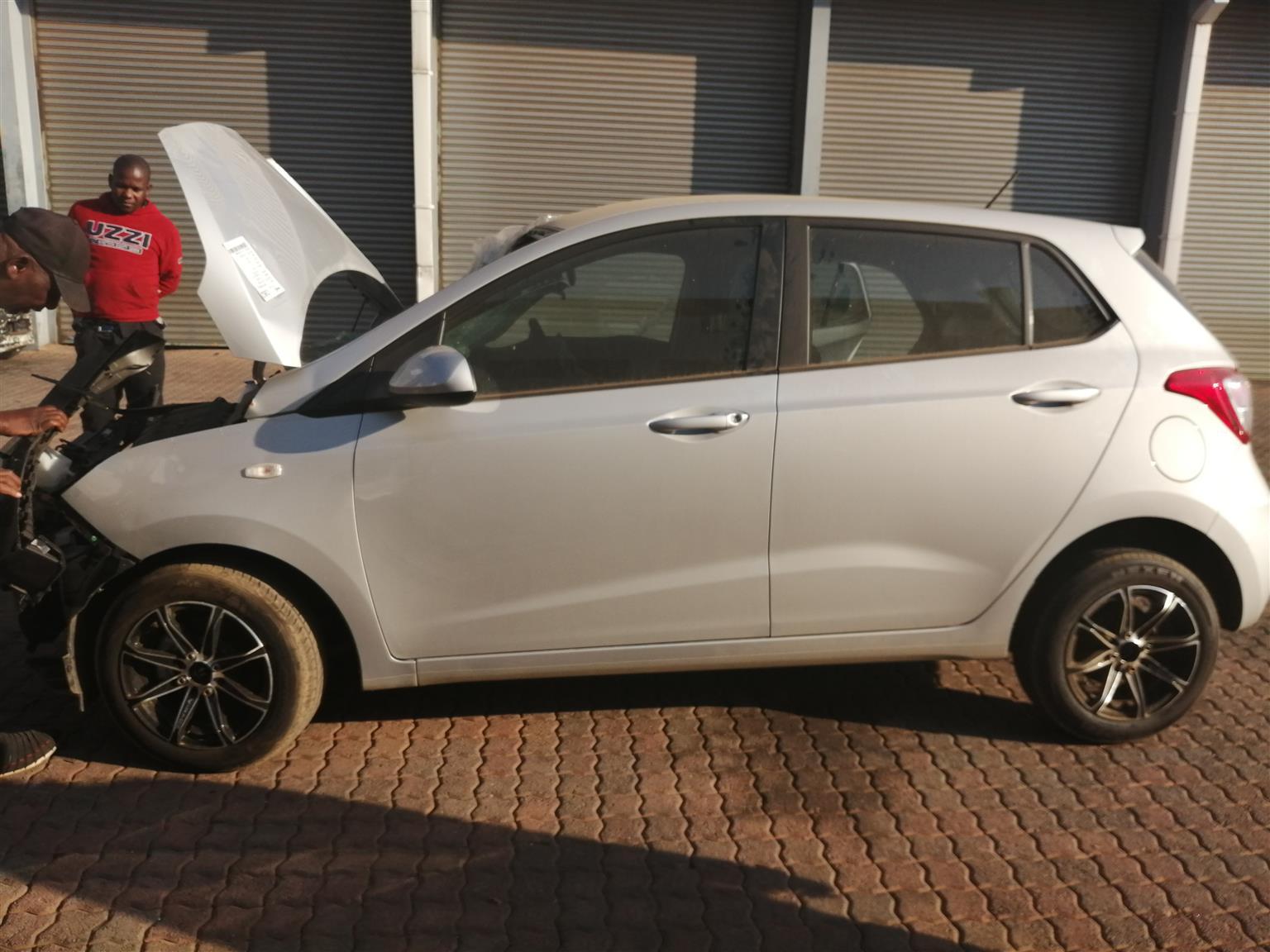 Hyundai Grand I10 Spares For Sale