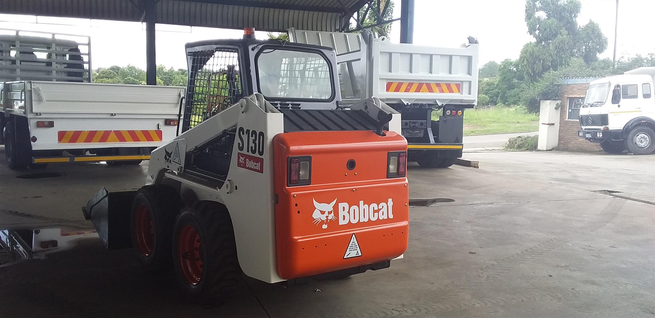 BOIBCAT S130 4X4