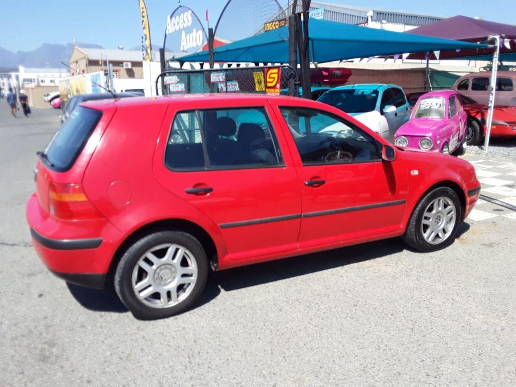 2001 VW Golf 1.6TDI Comfortline
