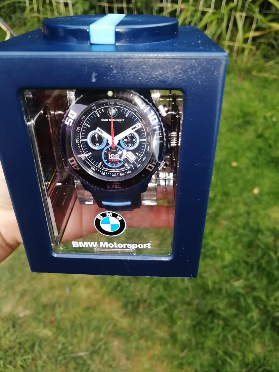 Bmw motorsport ice watch s