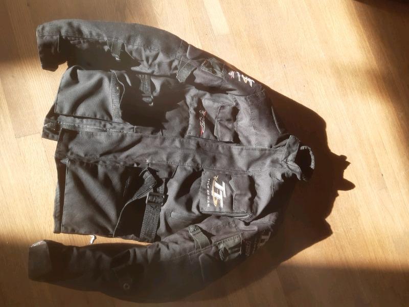 Bike Jacket RST (TT Isle of Man). Full padded kevlar jacket. Great protection!!!