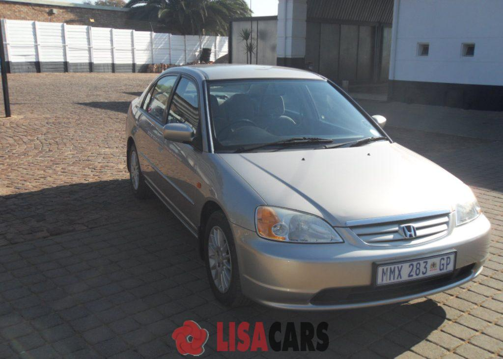 2001 Honda Civic 170i 4 Door