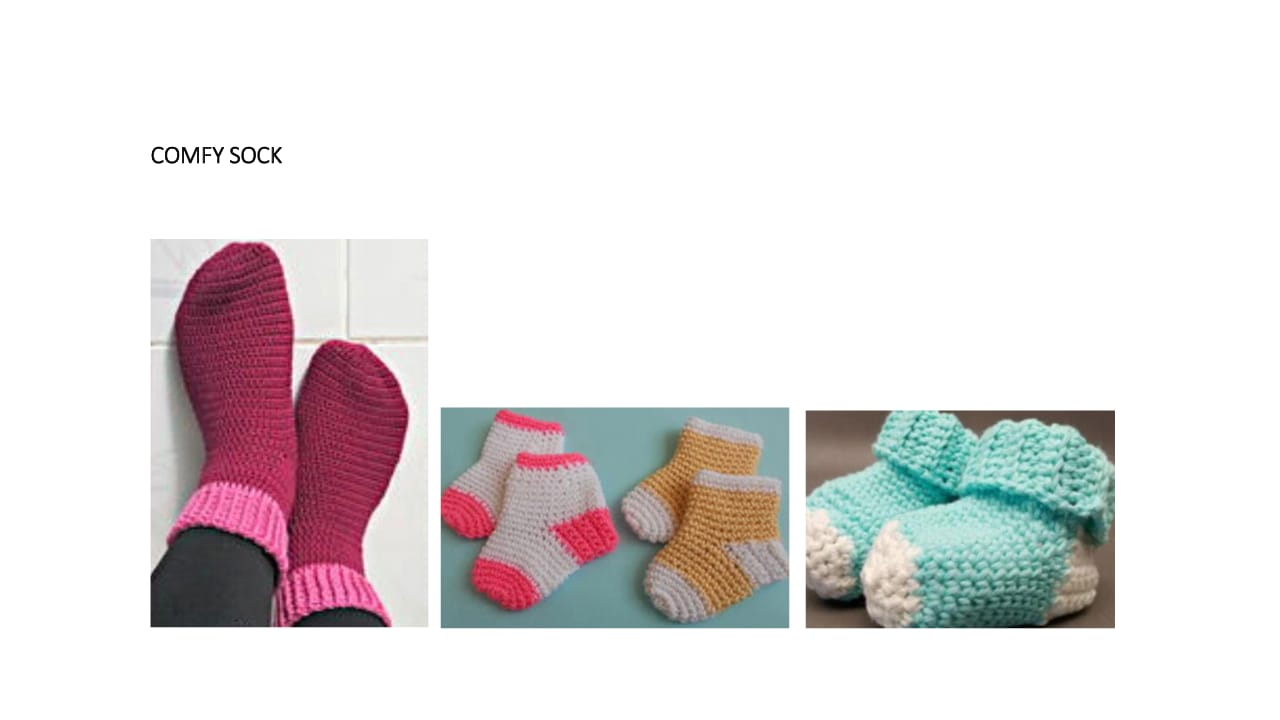 Hand made crocheted items available for this winter season.