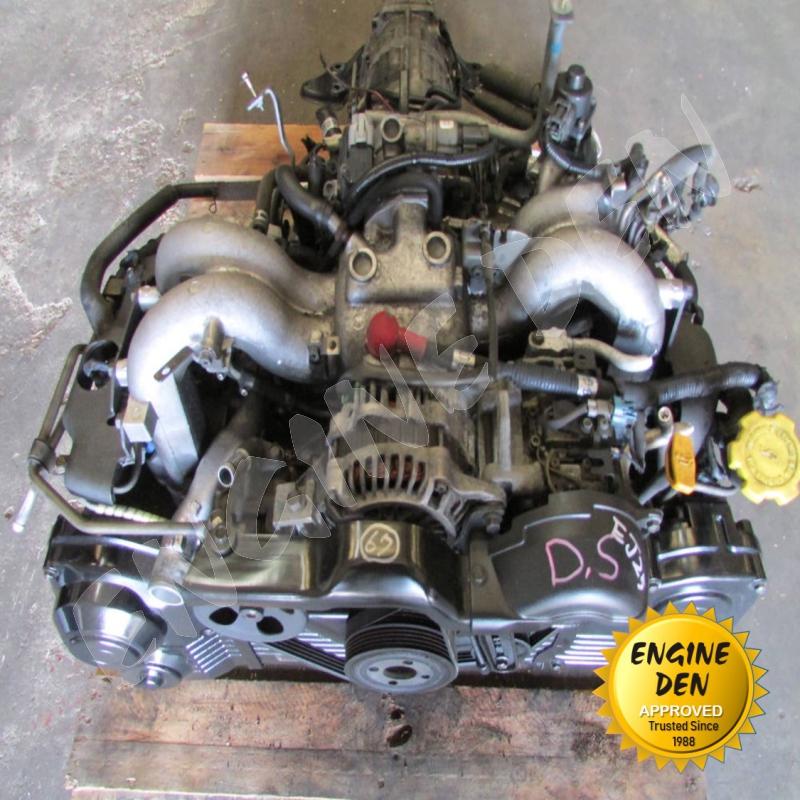 SUBARU 2 5TT EJ25 USED ENGINE POA   Junk Mail