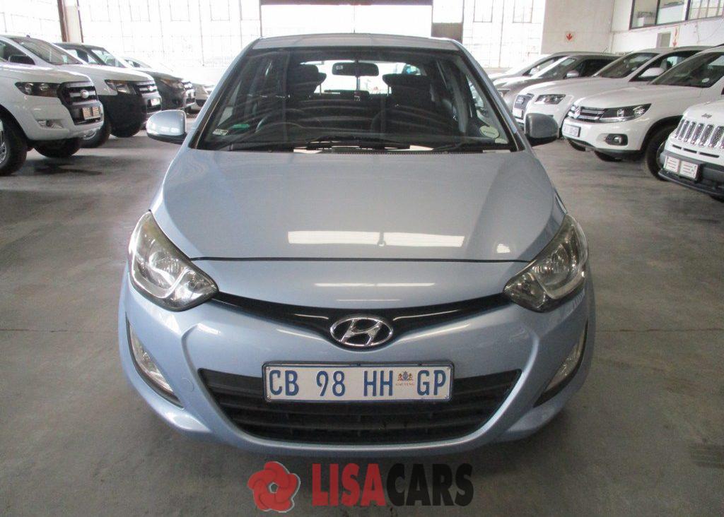 2012 Hyundai I20 14 Fluid Auto Junk Mail