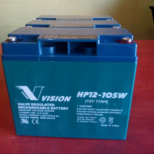 Vision Deep Cycle (17Ah) Battery For Sale