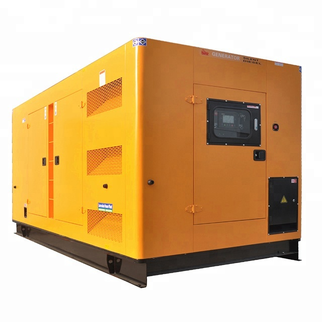 GVS 325 kva silent power generator for sale in south africa call 0215160027