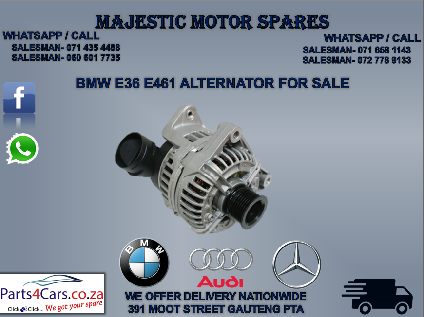 Bmw E36 alternator for sale