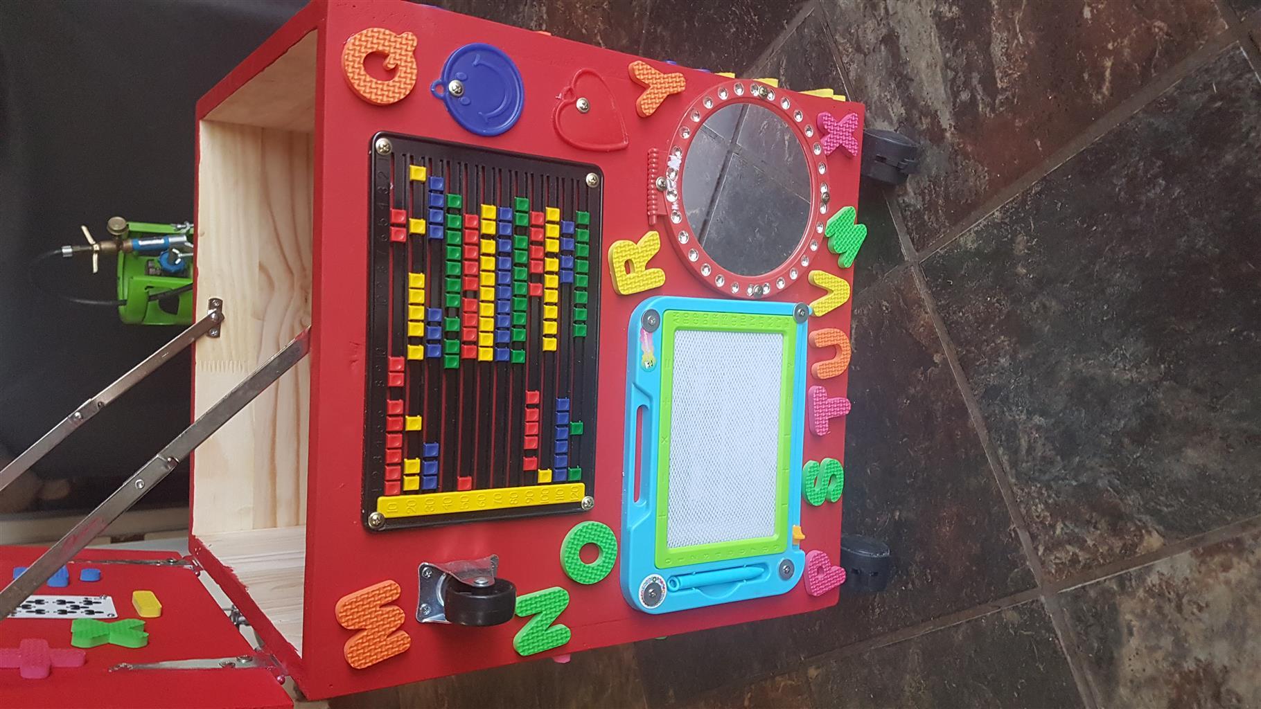 Baby creative boxes
