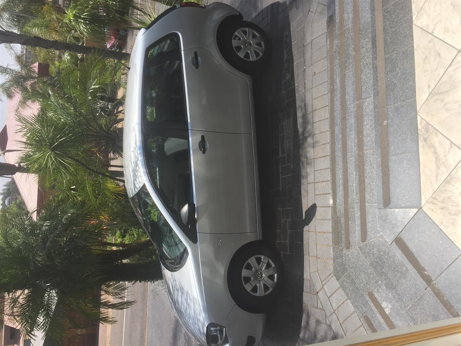 VW Polo Vivo hatch 5-door