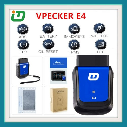 Android auto diagnostic tool: Vpecker E4 easydiag bluetooth full system OBD2 NOW IN STOCK!!