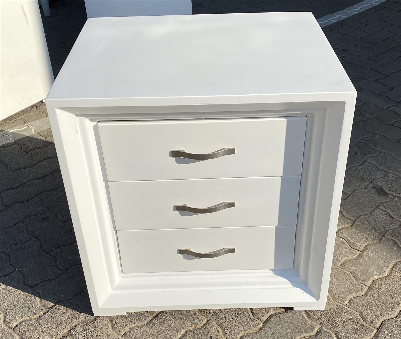 3 drawer pedestal for sale