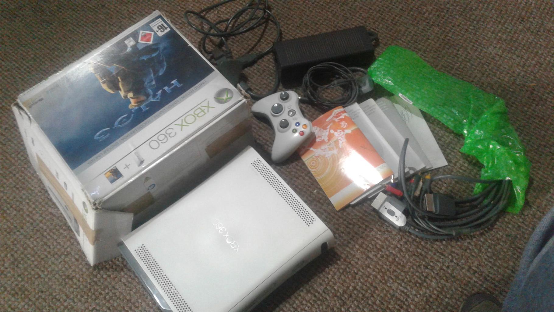 Xbox 360 swop