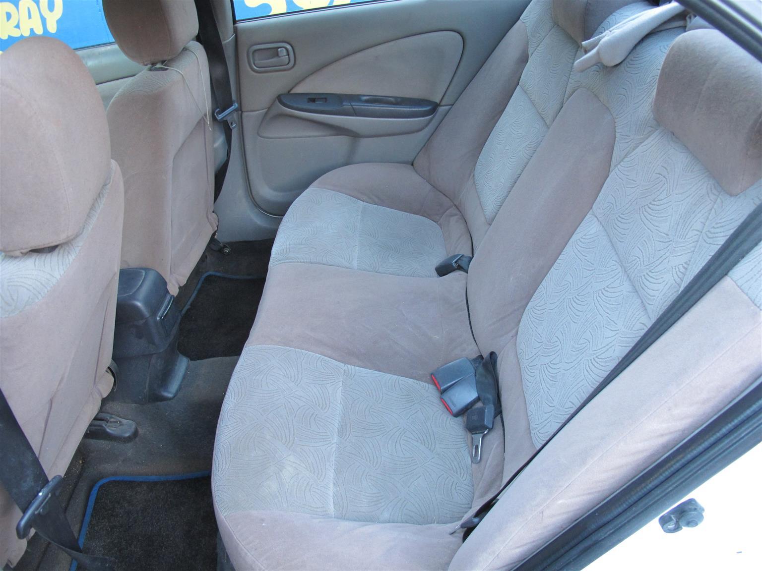 2003 Nissan Almera 1.6 Comfort