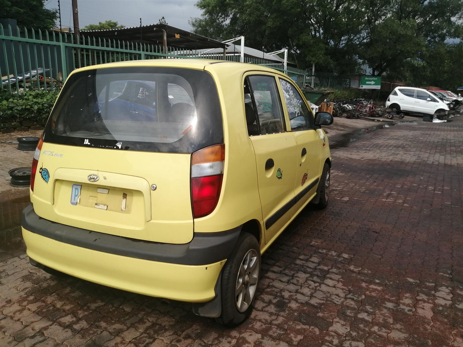 Hyundai Atos Prime Spare Parts For Sale