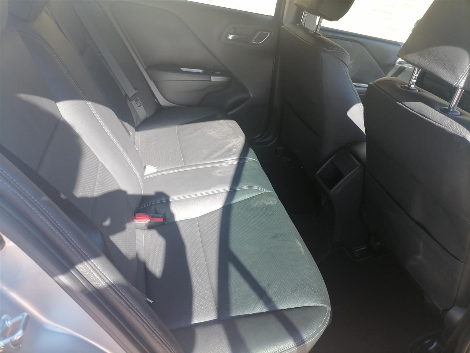 2018 Honda Ballade 1.5 Elegance Automatic,