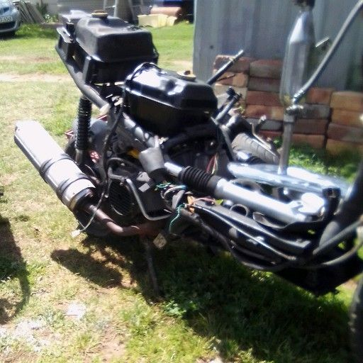 Scooter and  parts