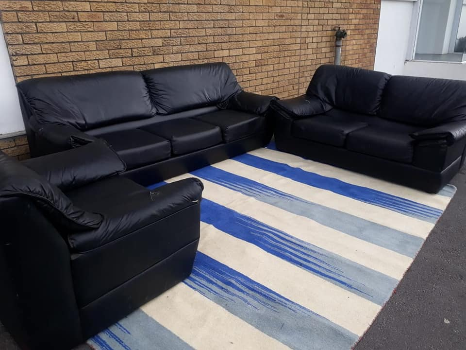 3 seater ,2 seater and 1 seater couches for sale.