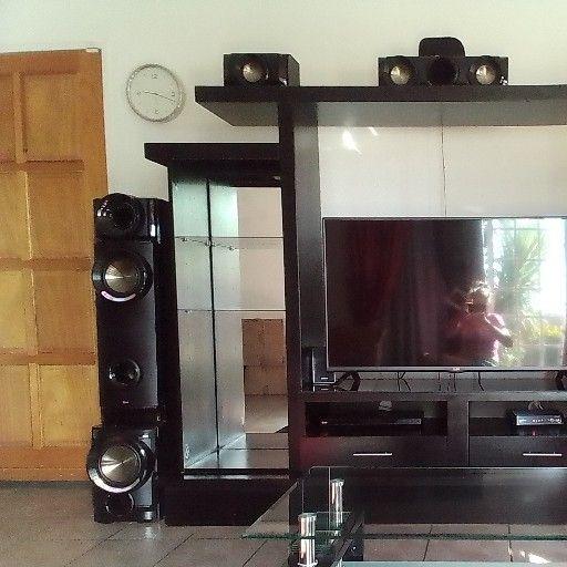 LG Surround sound home theatre