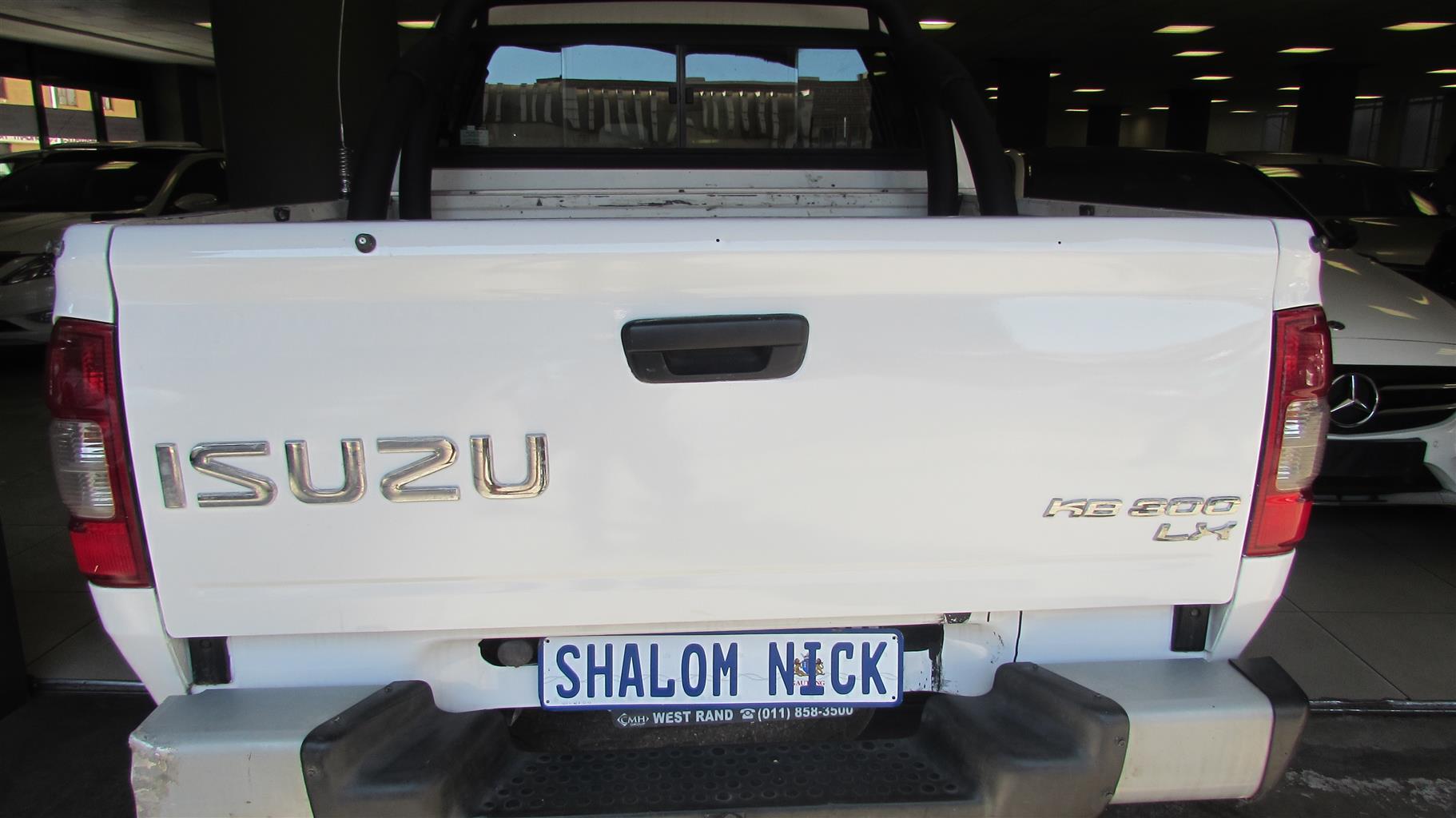 2007 Isuzu KB double cab