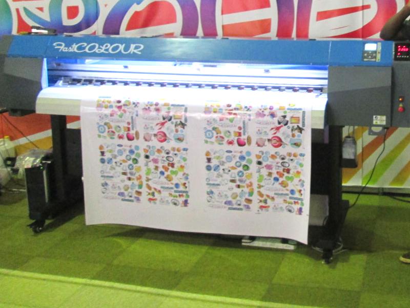 F-1603/XP600/SUB FastCOLOUR Lite 1600mm EPSON® XP600 Printhead Budget Dye Sublimation