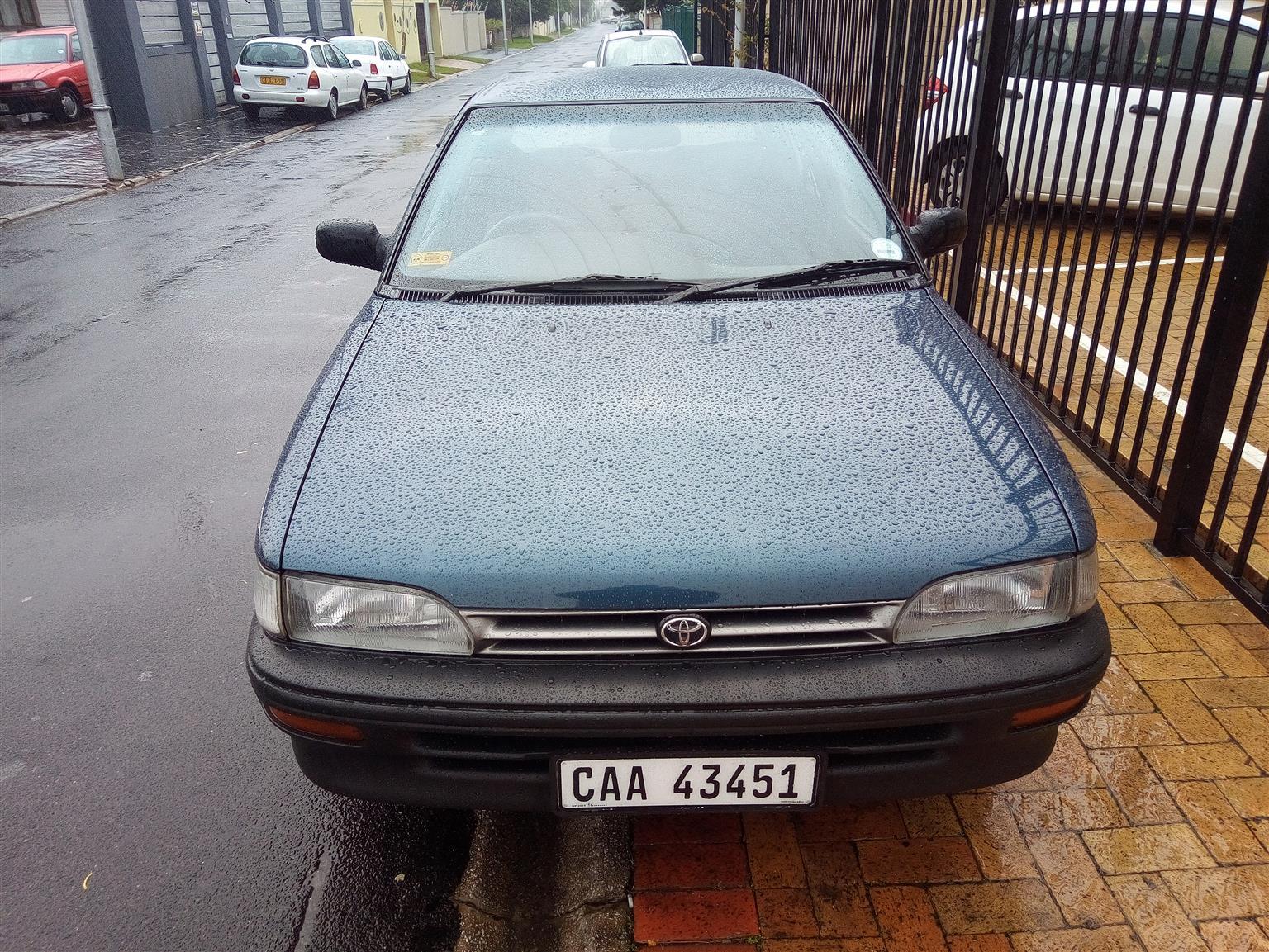 1994 Toyota Conquest
