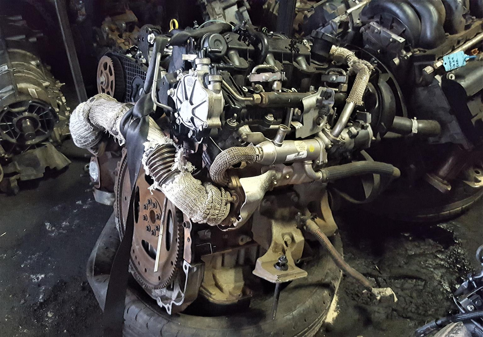 Land Rover Discovery 3 TDV6 Engine for sale   AUTO EZI