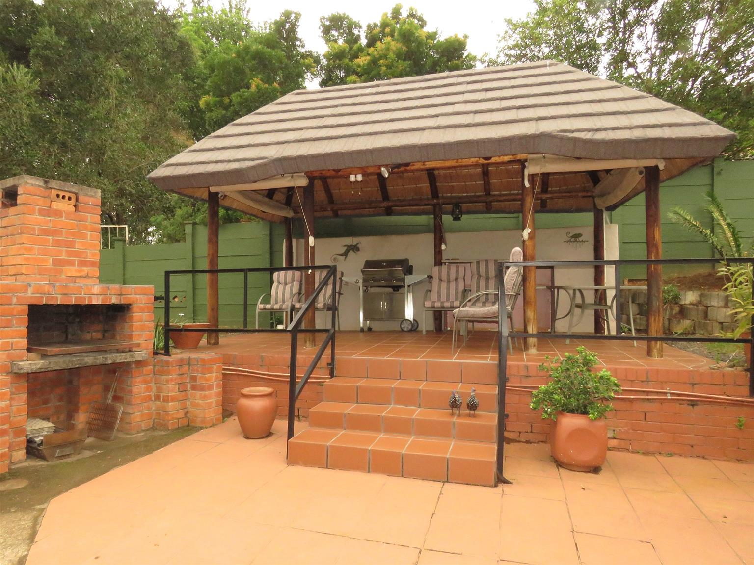 Rustic Cottage With Lapa In Prestbury Pietermaritzburg