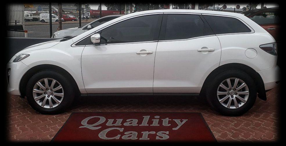 2013 Mazda CX 7 2.5 Dynamic