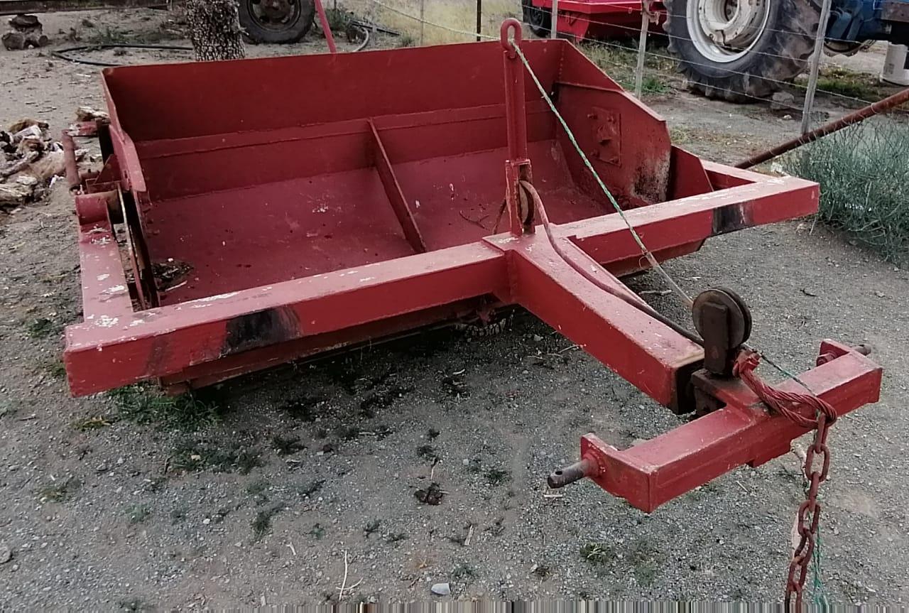 1 cubic meter scrop