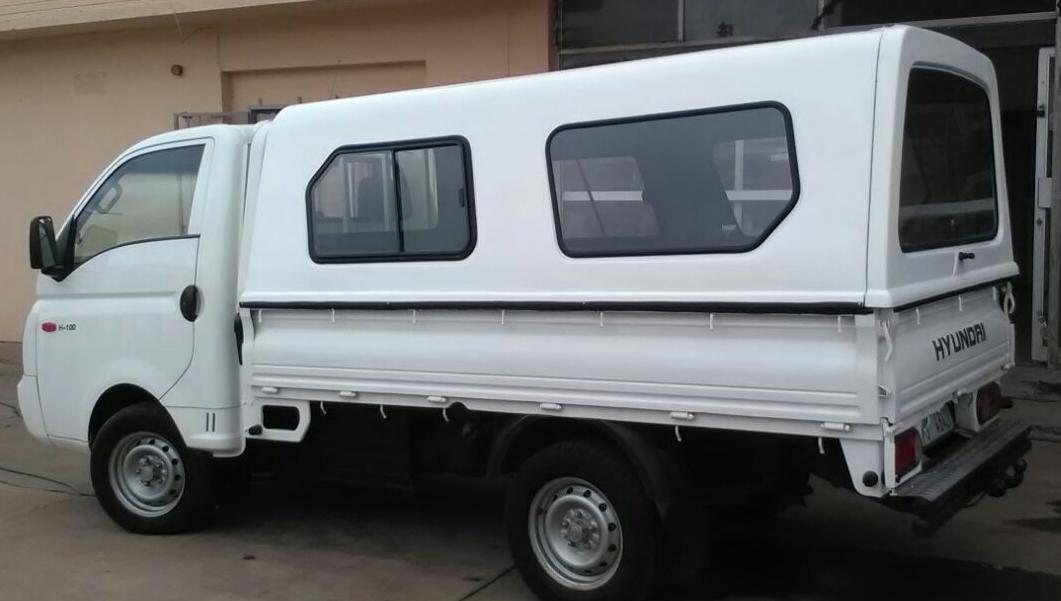 BARGAIN BRAND NEW GC HYUNDAI  H100/KIA K2700 HALF DOOR CANOPY FOR SALE!!!