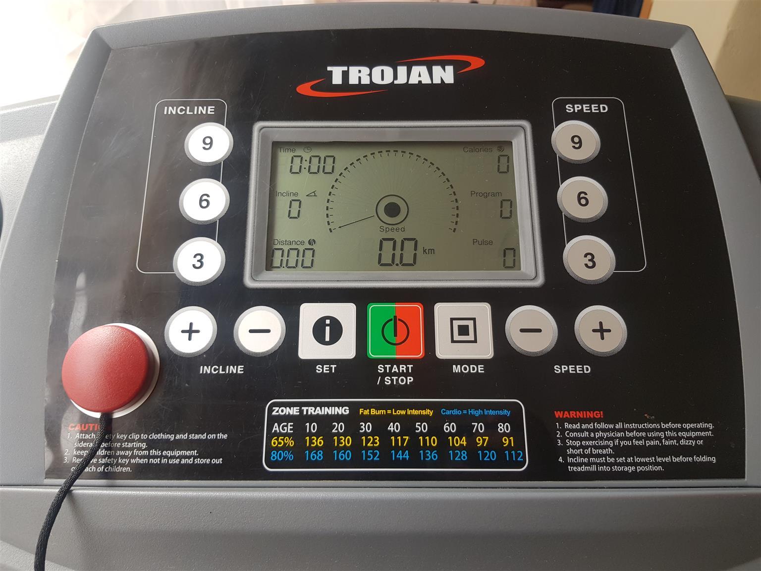 Trojan treadmill