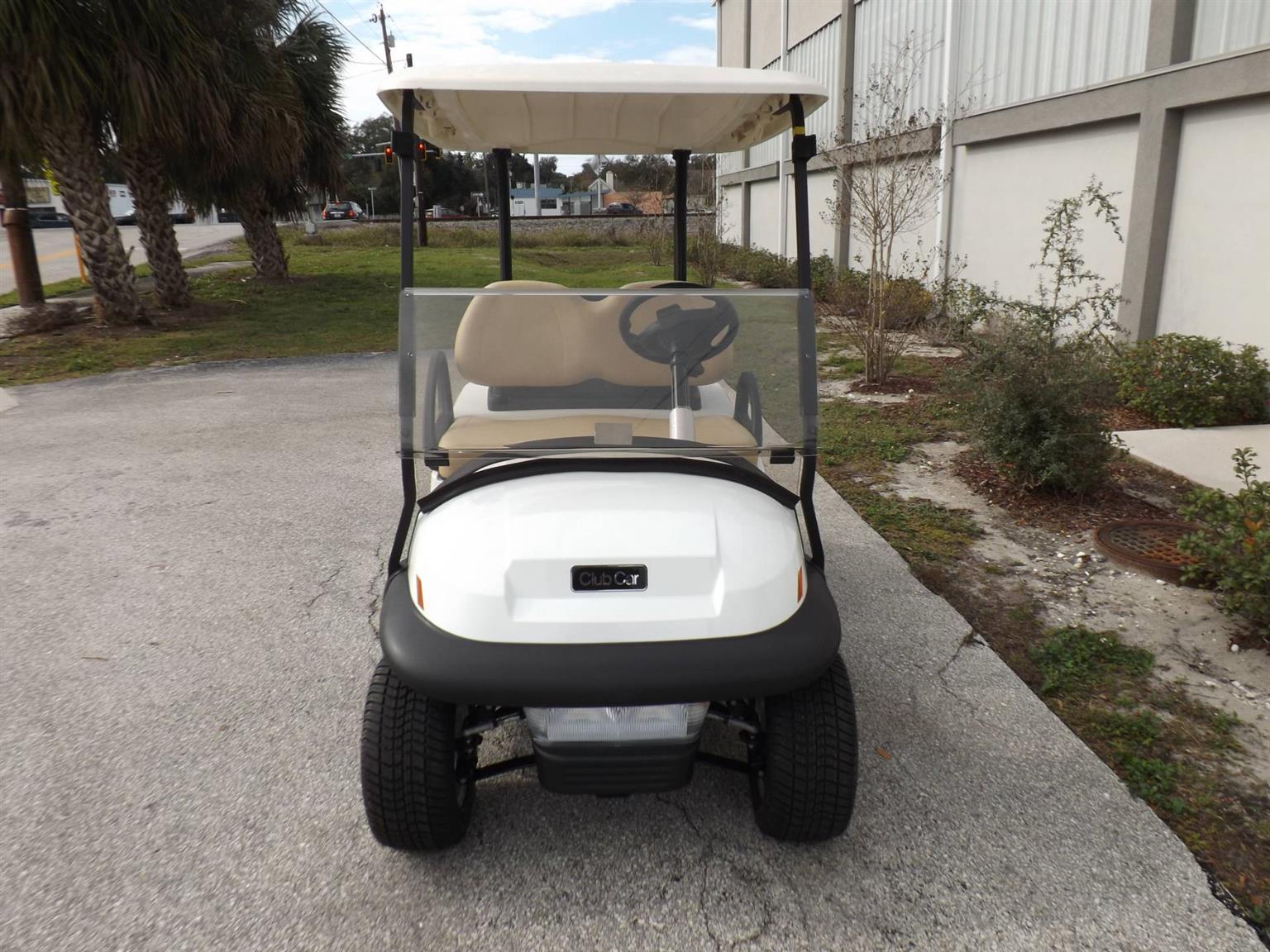Fairly Used Golf Cart  • 2 Passenger