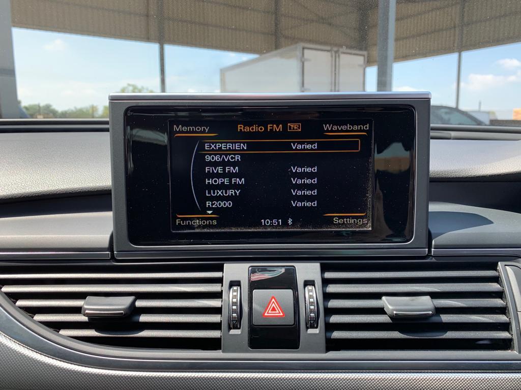 2015 Audi A6 1.8T