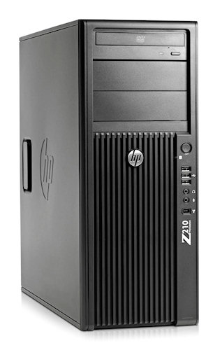 Refurbished HP Z210 Performance Workstation Designer PC